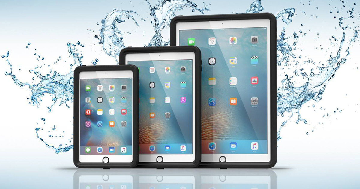 Catalyst Debuted New Waterproof Cases for the iPad and More