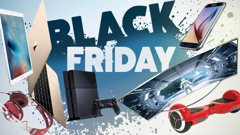 Best Black Friday deals – Test Centre – PC Advisor – Black Friday 2016