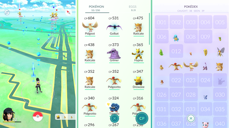 Complete guide Pokémon GO| Get Pokémon GO UK – New Product – PC Advisor