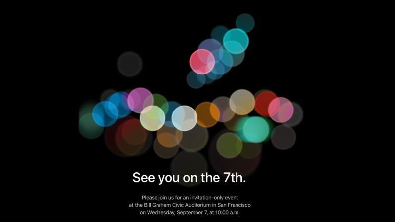 Reviewing Apple's iPhone 7 Event : New iPhone and New iWatch