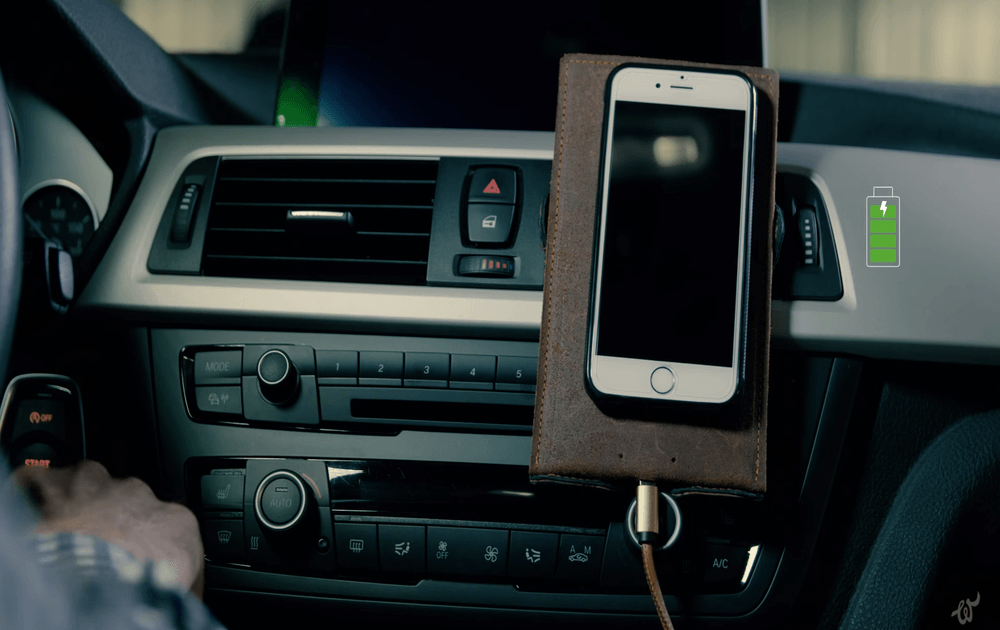 Wireless Charging – IndieGoGo Solution, the Woolet Wireless Charging Pad for iPhone