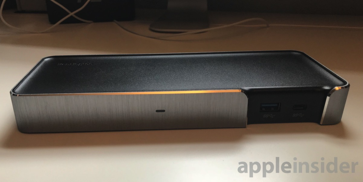 First look: Kensington Thunderbolt 3 dock features flexible mounting options, security slot