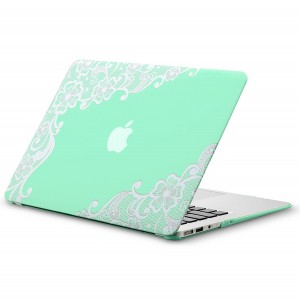 kuzy-lace-mint-rubberized-hard-case-for-macbook-air-13