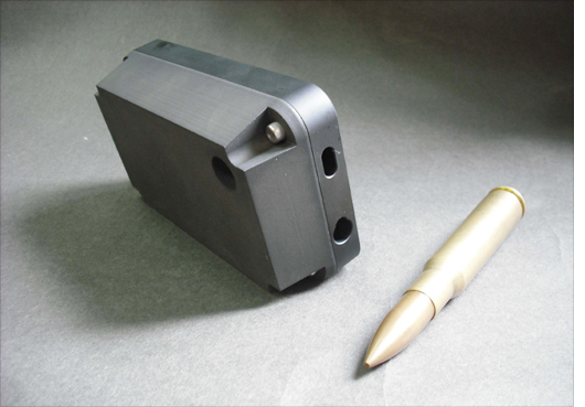 $650 iPhone case is able to stop a .50 cal bullet