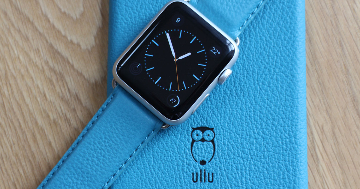 iPhone Case Hands-On And Ullu Apple Watch Strap