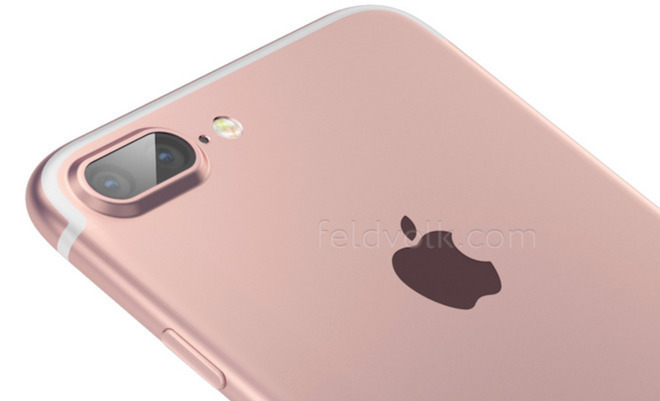 There is something new about Apple's upcoming iPhone 7