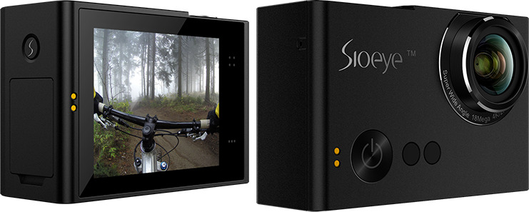 Sioeye iPhone-connected sports camera streams live via LTE, involves 5GB free with T-Mobile