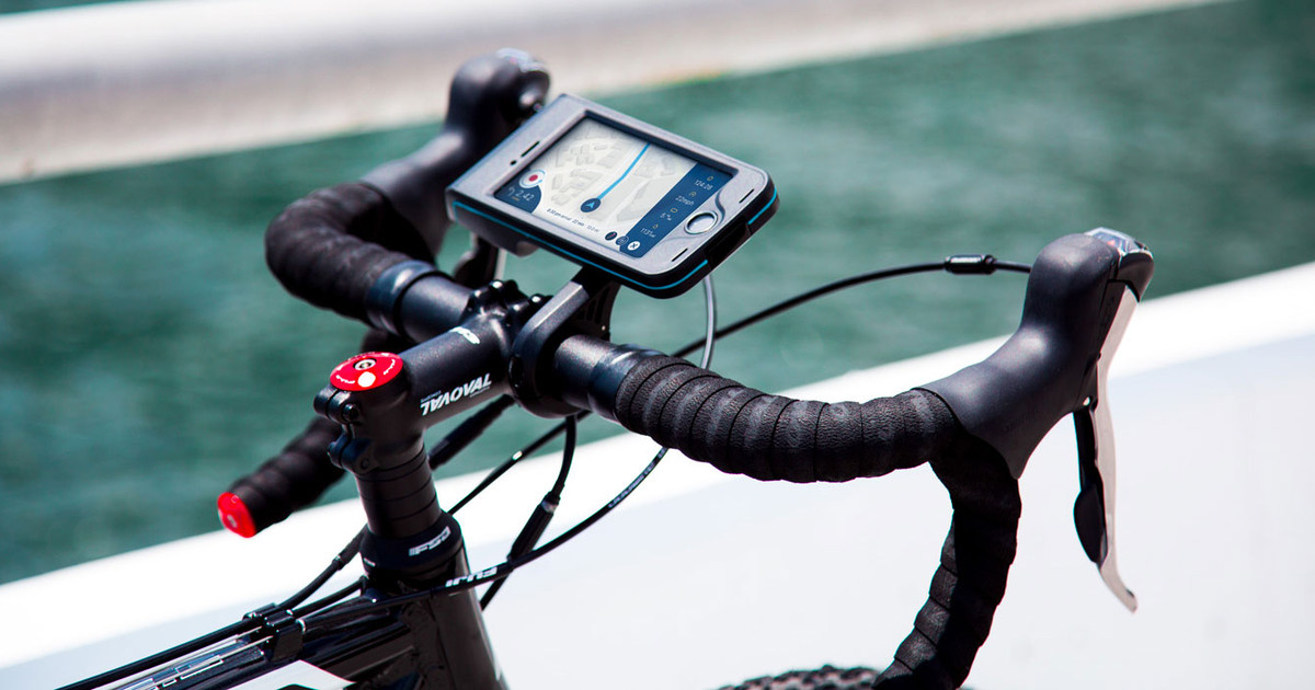 Bycle Case & App Turns iPhone Into Bike Computer