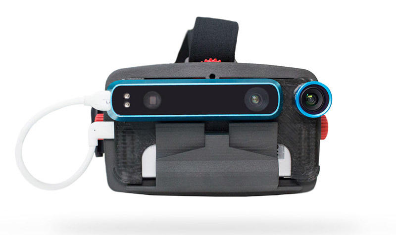 Occipital Launched New Room-scale VR to iPhone with $500 VR Development Kit