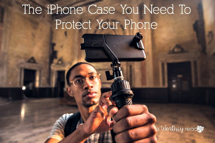THE IPHONE CASE YOU NEED TO PROTECT YOUR PHONE